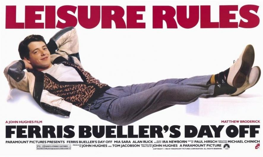 Ferris BuellerS Day Off Free