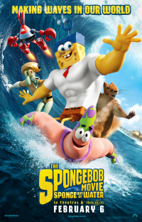 The SpongeBob Movie: Sponge Out of Water (2015)