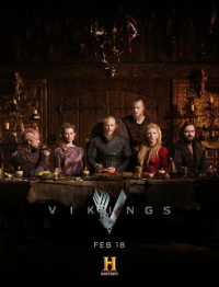 Vikings Season 4 (2016)