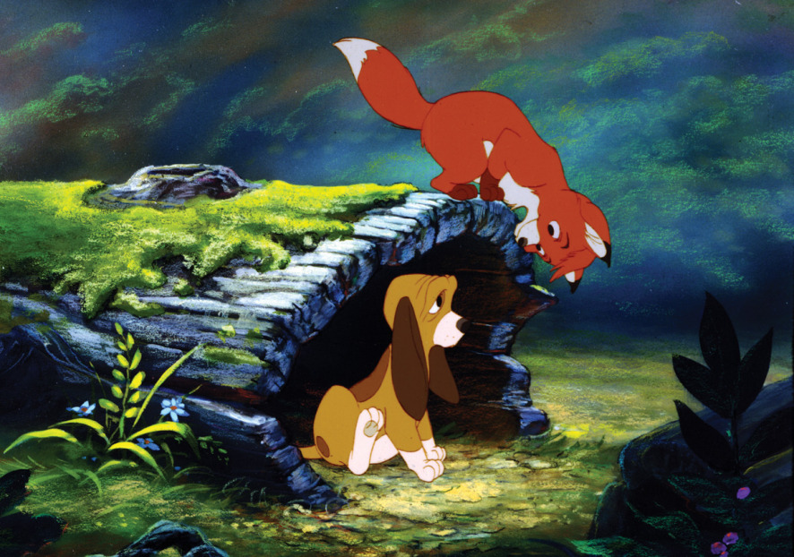 Speed dating fox and hound