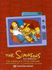 The Simpsons Season 5 (1993)